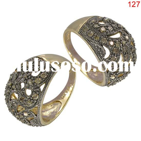 jewelry / fashion ring /chocolate diamond ring