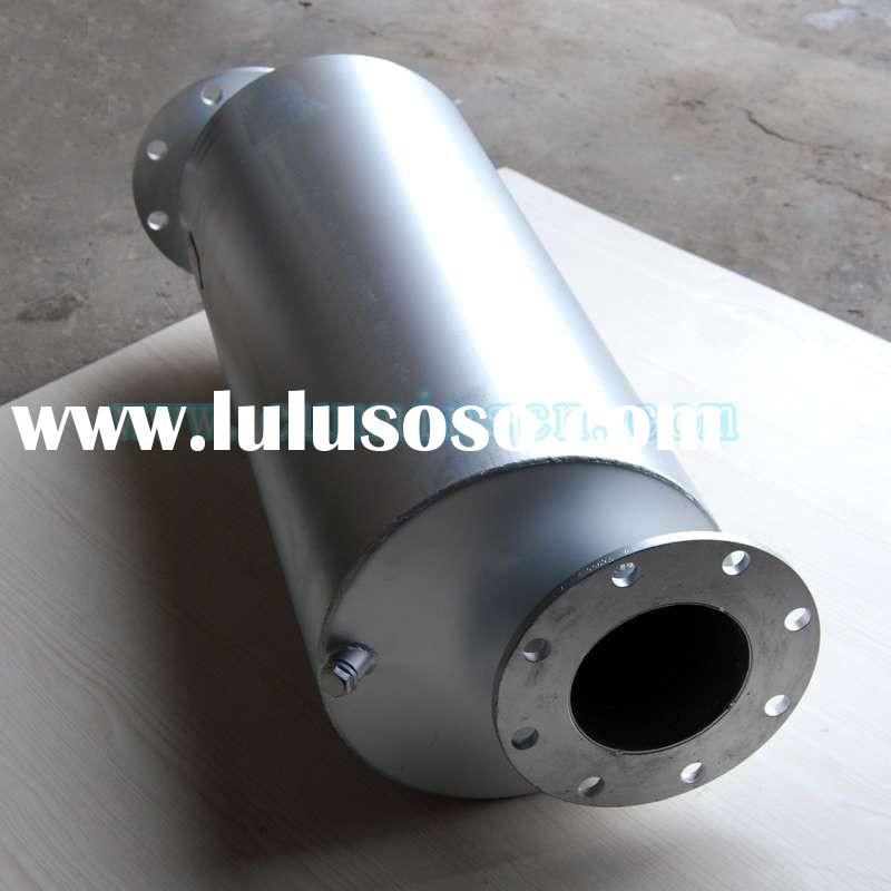 kirloskar cummins generator NTA855-G3 cummins exhaust muffler 3055653 for generating sets engine SO1