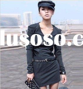 korean style casual dress