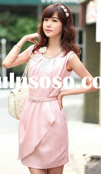 ladies asian style of cheap dress for sale