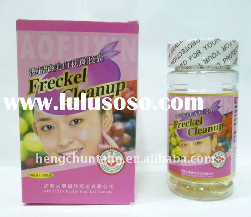 lady beauty pills and herb skin whitening