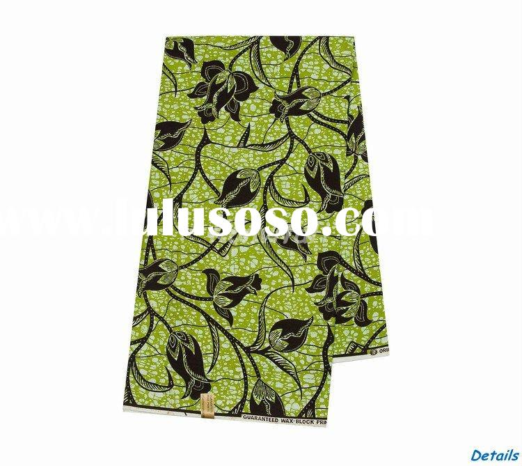 low price guaranteed wholesale fashion african veritable hitarget wax cotton print fabric 038p