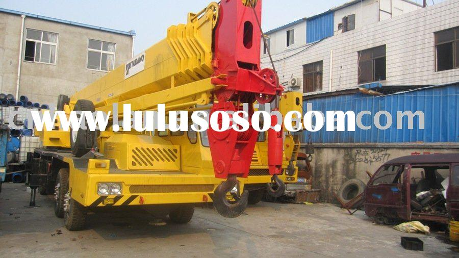 mobile cranes 65Ton for sale(used building machine used mobile cranes)