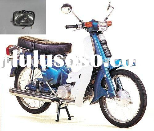 motorcycle body parts for suzuki FR80,motorcycle fairings parts,motorcycle lamp,motor light