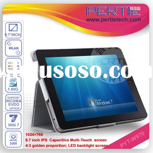 new products for win7 z550 2G 64G 9.7 inch tablet pc IPS Capacitive Multi-Touch screen High resoluti
