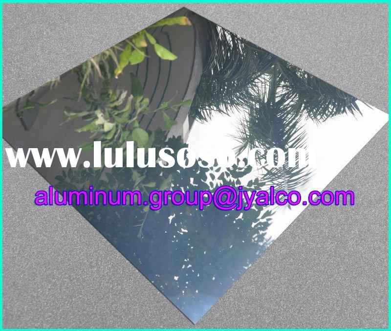 newly promote mirror finish aluminium sheet in different alloy,temper and sizes