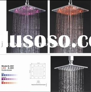 overhead shower(Led shower,rain shower head)D-02