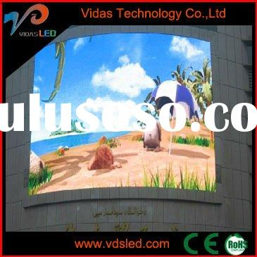 p10mm crystal image high resolution moveable rental ultra thin led display screen