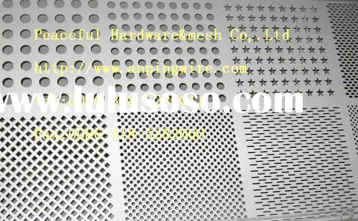 perforated metal sheet, galvanized perforated sheet,stainless steel perforated sheet