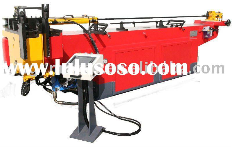 pipe bending machine for automotive exhaust system and other tube & pipe fittings