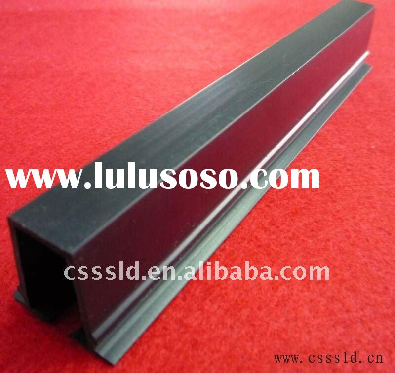 plastic PVC profile/Plastic abs profile/plastic profile for window & door frame