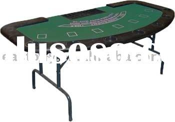 poker chip table