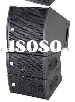 pro sound & light systems small line array speaker PA audio products