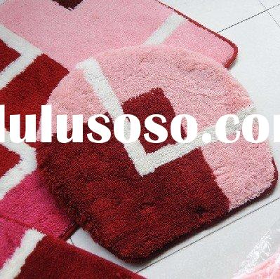 pure cotton rug