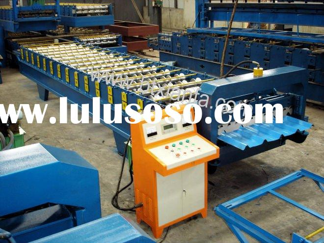 roll forming machine for Aluminium/steel/metal Roofing Sheets