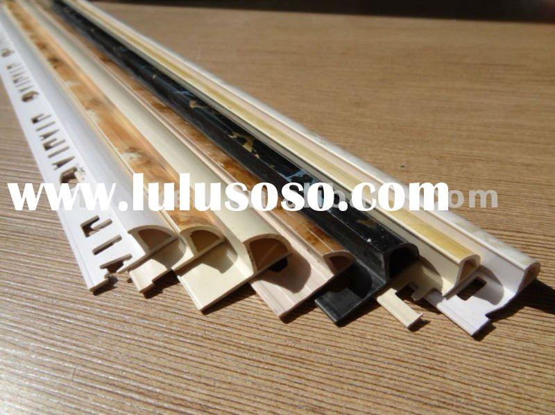 round edge metal tile trim