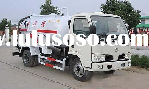 sewage truck-- Factory direct sale, high quality at low price!