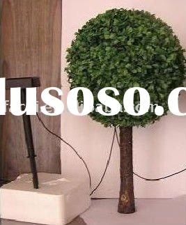 solar garden light / LED solar light ( LED boxtree solar light)