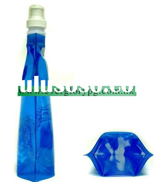 stand up reusable spout pouch for drinks/oil/detergent liquids