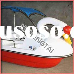 swan fiberglass water pedal boats for sale