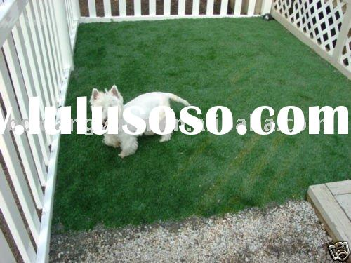 synthetic lawn Outdoor Synthetic/Artificial Turf Grass Puppy & Pet Pad