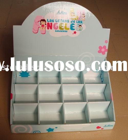 table top display, cardboard gift box, counter unit, packing box