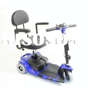 three wheel electric mobility scooter