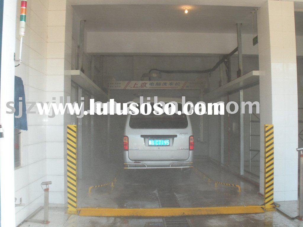 touchless automatic car wash equipment