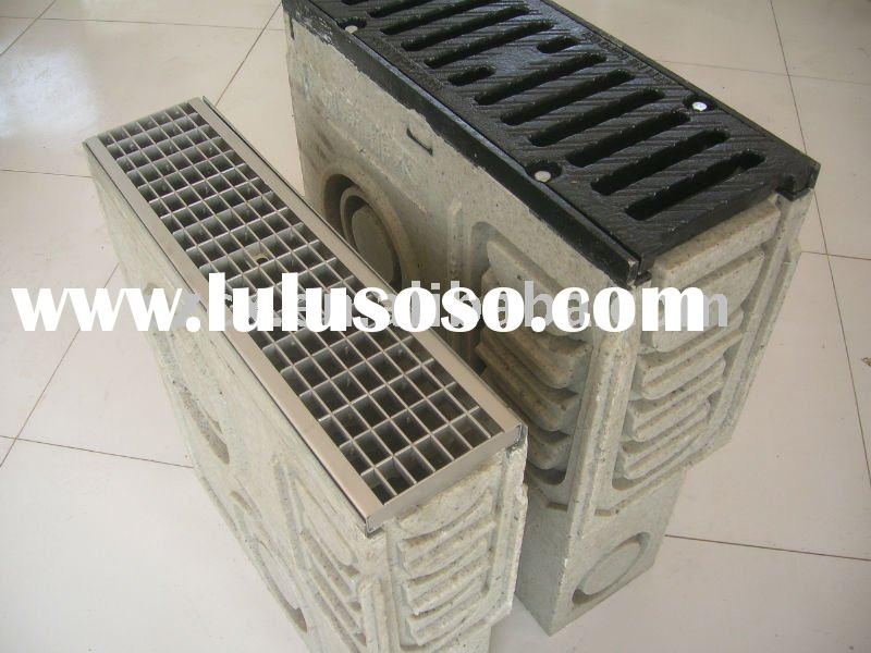 Trough Drain Covers of Metal Roof Drain Covers