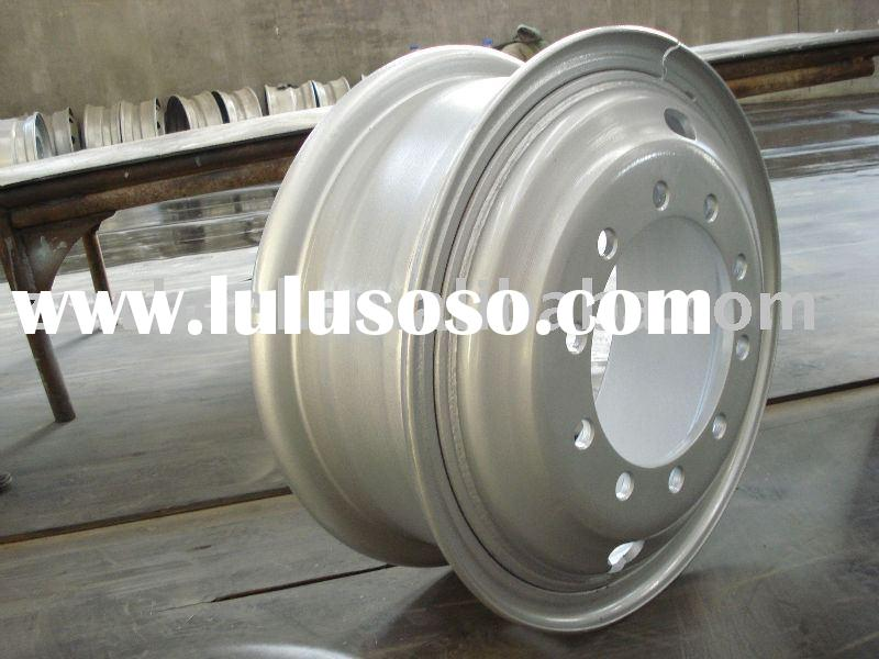 tube steel wheel 8.5-24 for tire 1200-24/ tyres/ heavy truck wheel/ radial tyre/truck tyre