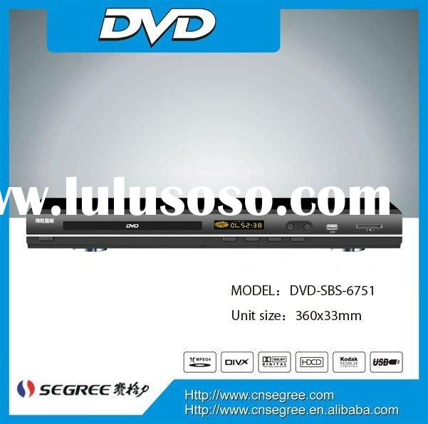 usb dvd player with 5 1 channel output