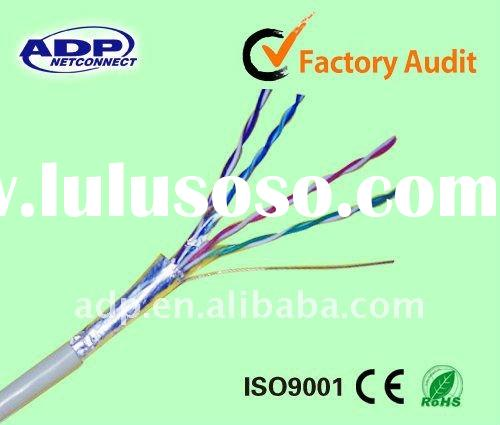 utp/ftp/sftp copper scrap cat5 lan cable