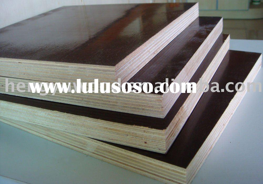 wep 18mm brown film faced plywood