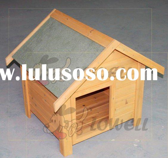 wooden dog cage LWH-0114