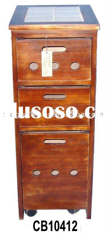 wooden furniture shoe cabinet