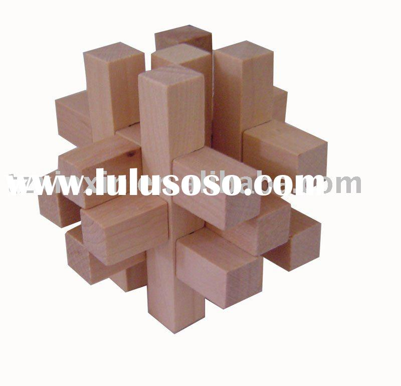 Wood Puzzle Solutions http://www.lulusoso.com/products/Wood-Stick-Puzzle-Box-Solution.html