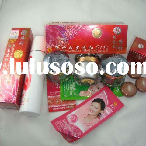 yiqi beauty whitening 2 1 effective in 7 bays 2011