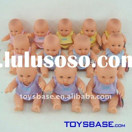 12 kinds real baby dolls
