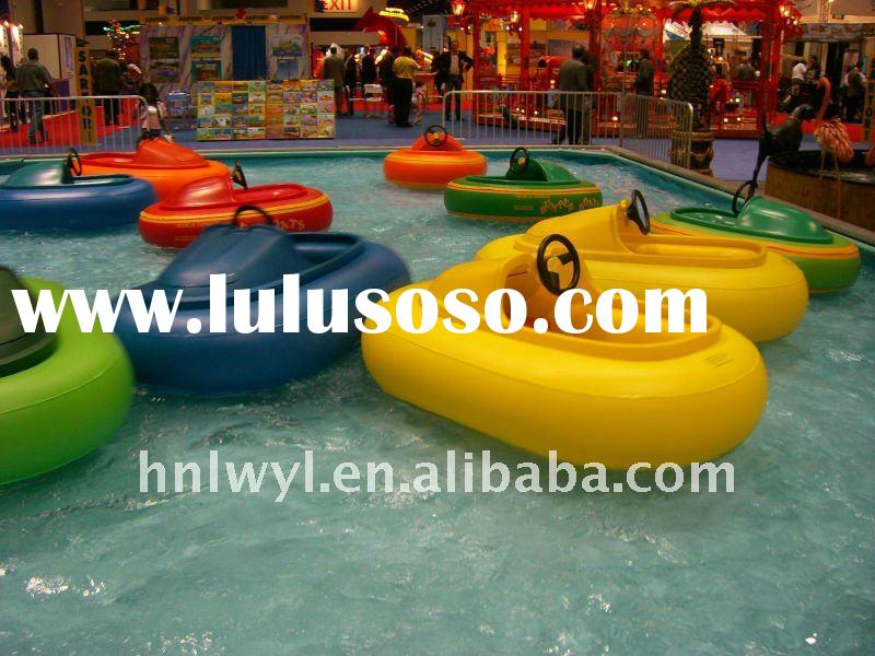 2011 Hot-selling aquatic boat on water in inflatable swimming pool