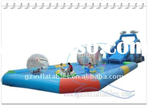 2011 new inflatable adult swimming pool toy