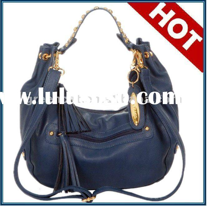 2012 HOT!! lady handbag latest fashion bag women