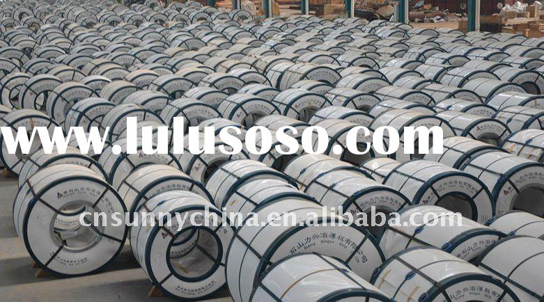 2012 cold rolled galvanized steel strip in coils