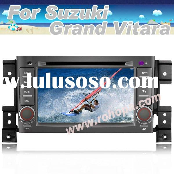 2 din 7 inch car dvd player for Suzuki Grand Vitara