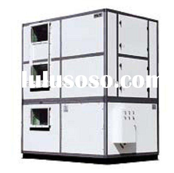 3000 CMH theater air handling unit for heat recovery