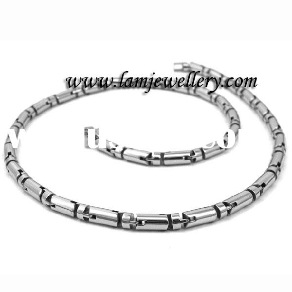 316L stainless steel necklace, Men's jewelry ,Men's necklace
