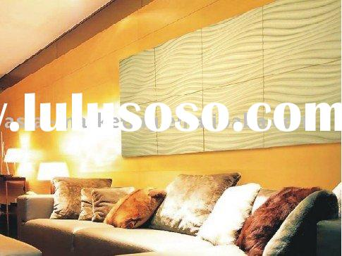 3D wall decorative panel - Waves
