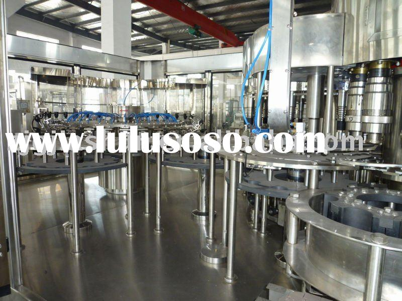 3in1 bottles water filling machine/mineral water filling