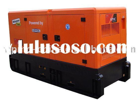 52kva Deutz 50Hz soundproof diesel generator set
