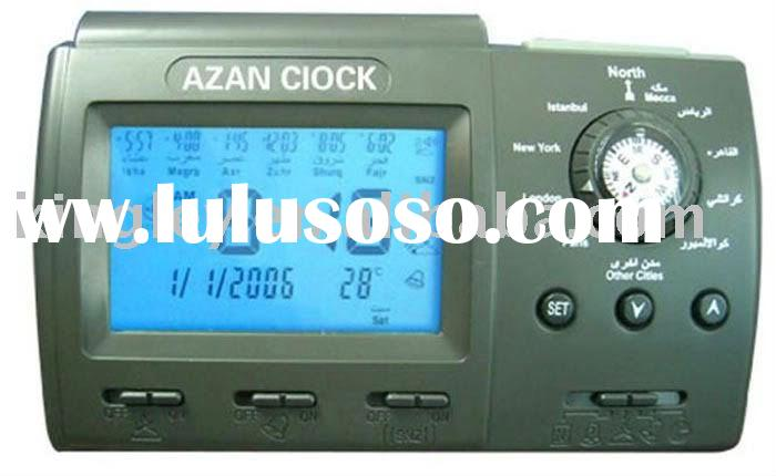Azan Pray Clock fajr alarm.Islamic.Quran.Muslim New