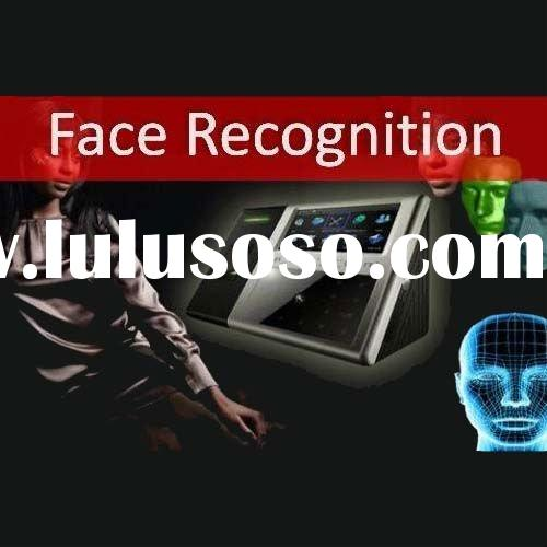 Biometric Facial&Fingerprint Time Attendance and Access Control with dual camera
